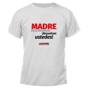 Camiseta Madres descansando